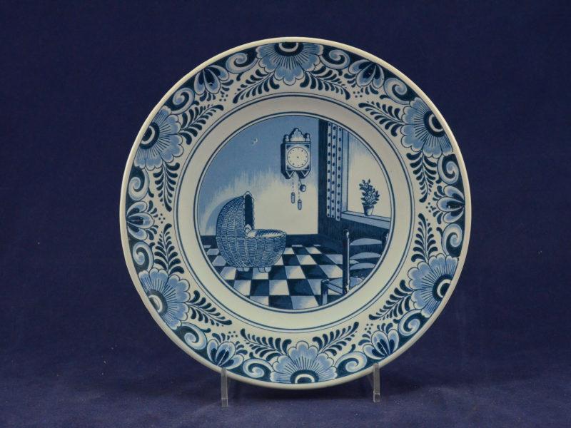 Tegel Delfts Blauw : Delftse tegels van industriele makelij antiek wonen knack